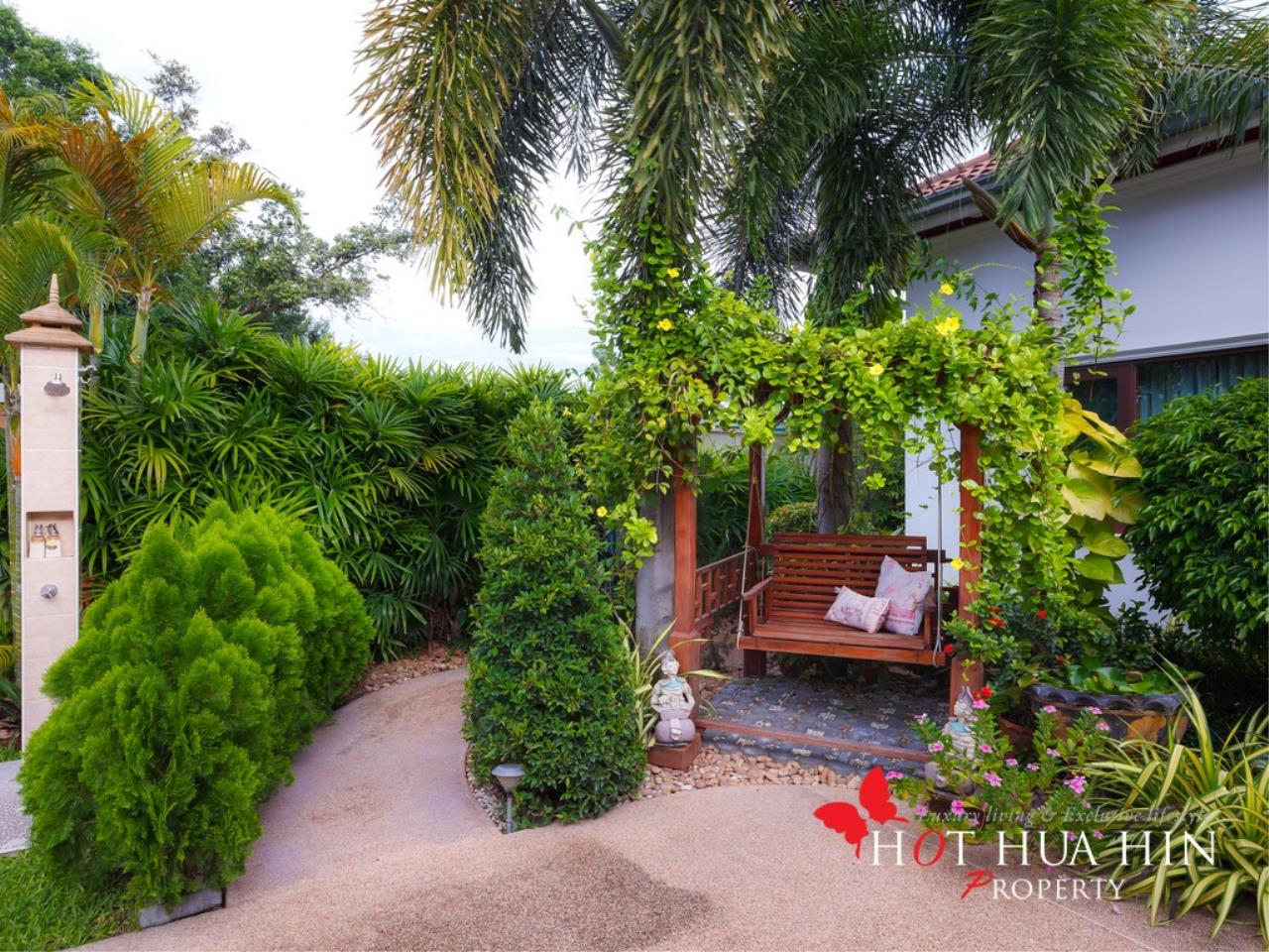 Hot Hua Hin Co. Ltd. Agency's Well Built Home With Stunning Gardens And Two Full Kitchens 28