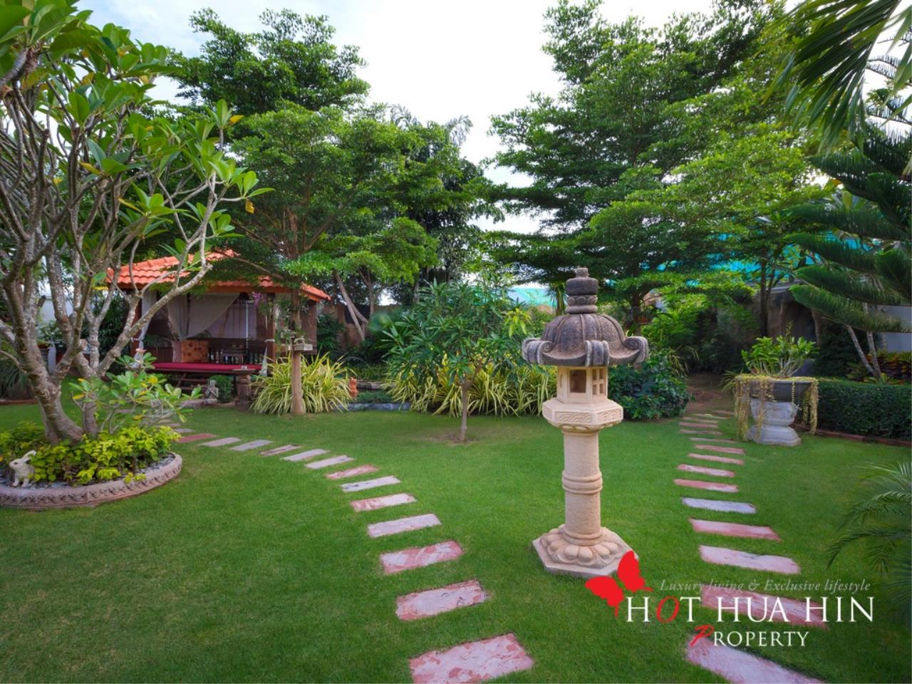 Hot Hua Hin Co. Ltd. Agency's Well Built Home With Stunning Gardens And Two Full Kitchens 30