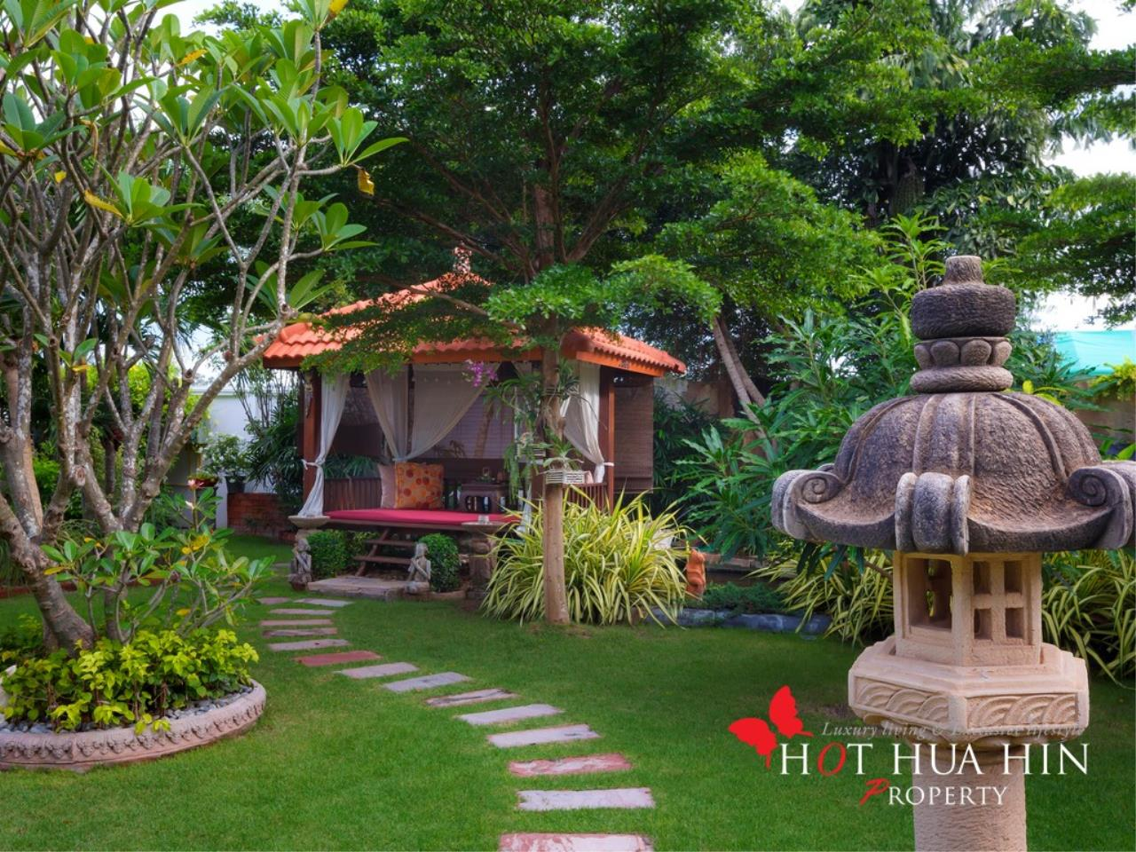 Hot Hua Hin Co. Ltd. Agency's Well Built Home With Stunning Gardens And Two Full Kitchens 32