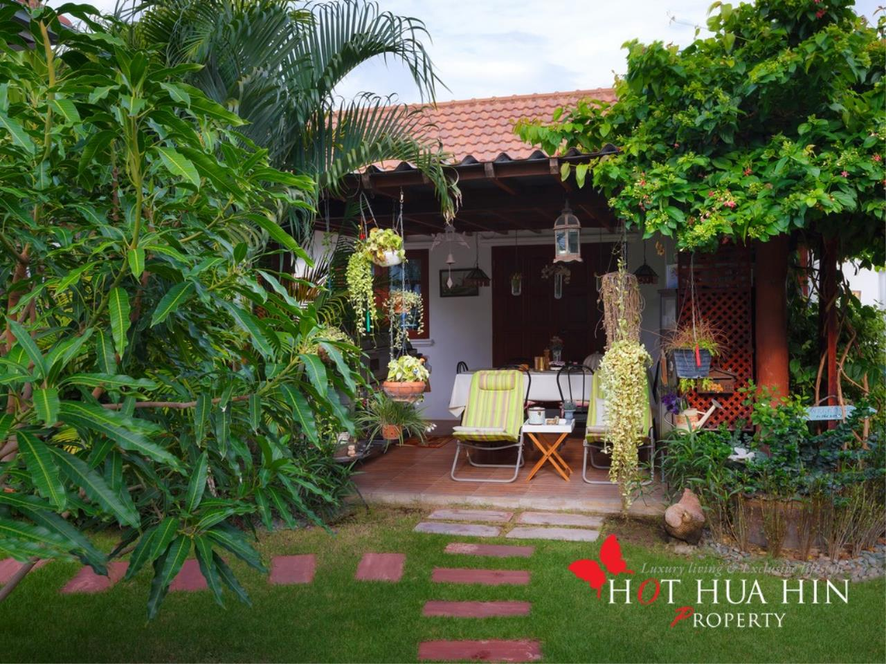 Hot Hua Hin Co. Ltd. Agency's Well Built Home With Stunning Gardens And Two Full Kitchens 34