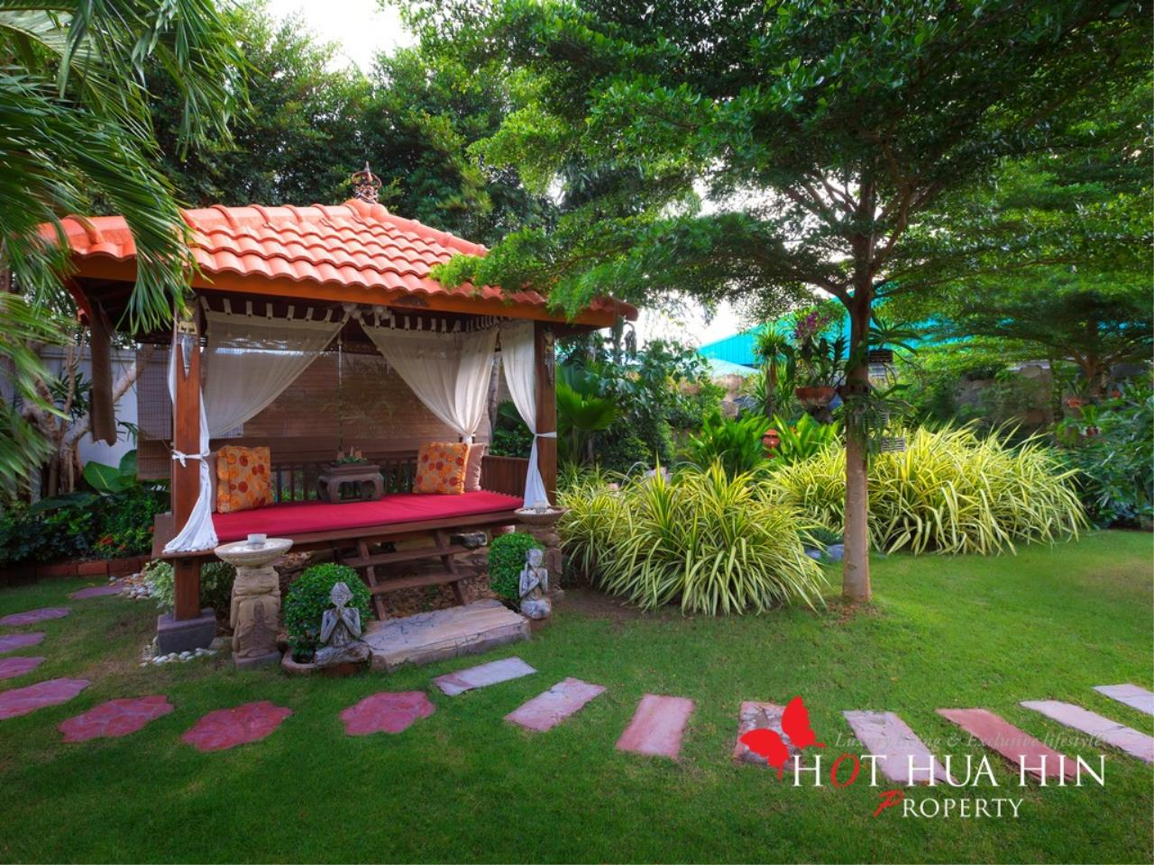 Hot Hua Hin Co. Ltd. Agency's Well Built Home With Stunning Gardens And Two Full Kitchens 35