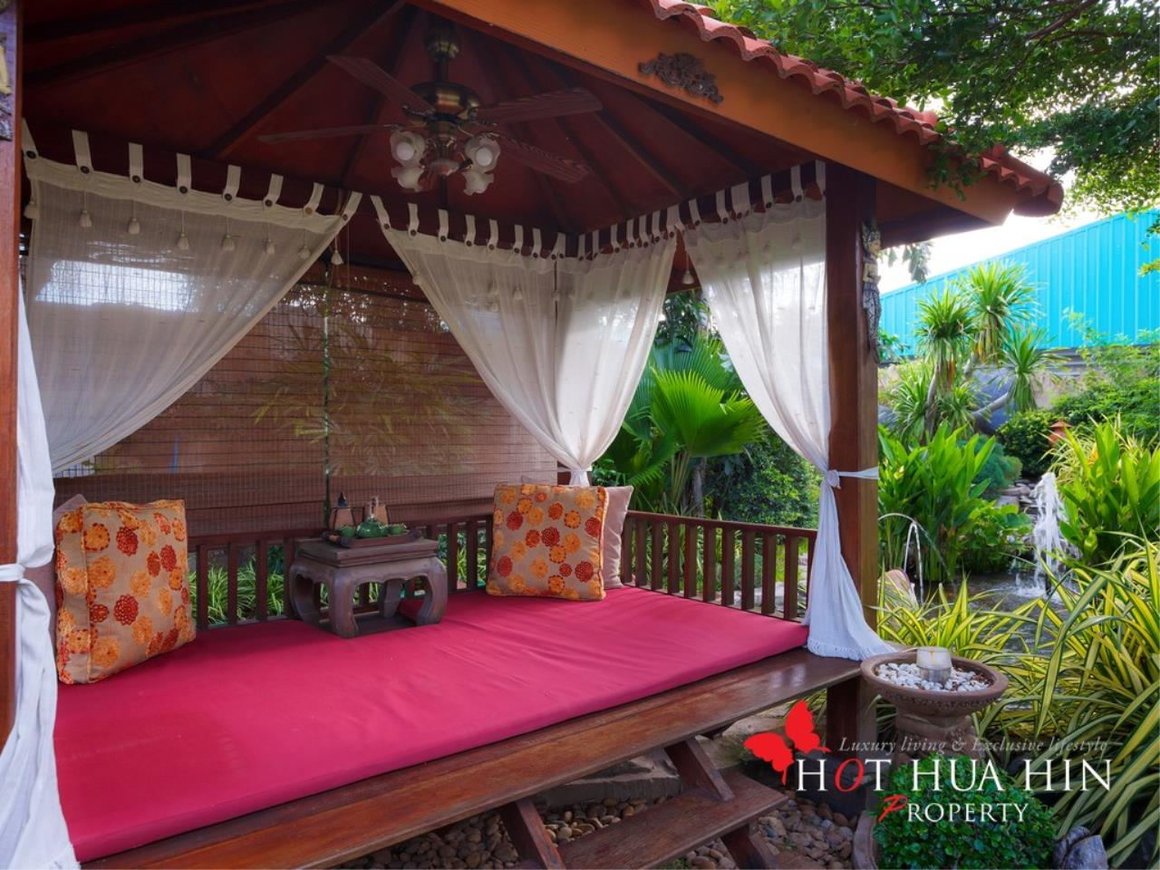 Hot Hua Hin Co. Ltd. Agency's Well Built Home With Stunning Gardens And Two Full Kitchens 36