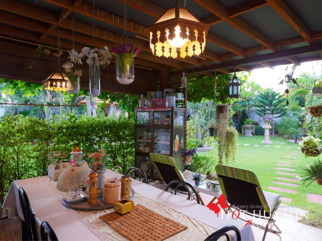 Hot Hua Hin Co. Ltd. Agency's Well Built Home With Stunning Gardens And Two Full Kitchens 37
