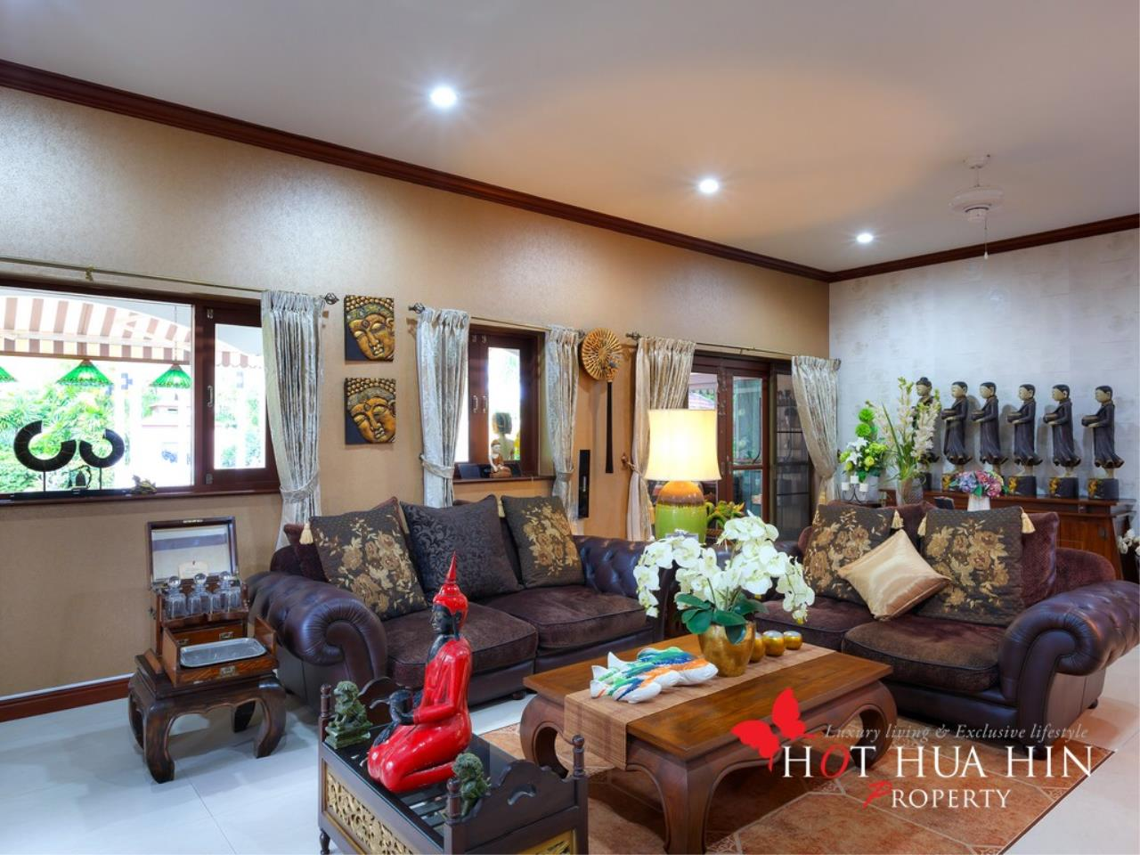 Hot Hua Hin Co. Ltd. Agency's Well Built Home With Stunning Gardens And Two Full Kitchens 10