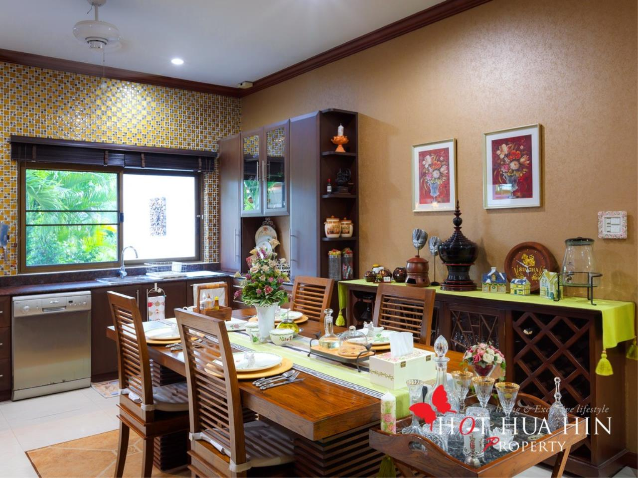 Hot Hua Hin Co. Ltd. Agency's Well Built Home With Stunning Gardens And Two Full Kitchens 6