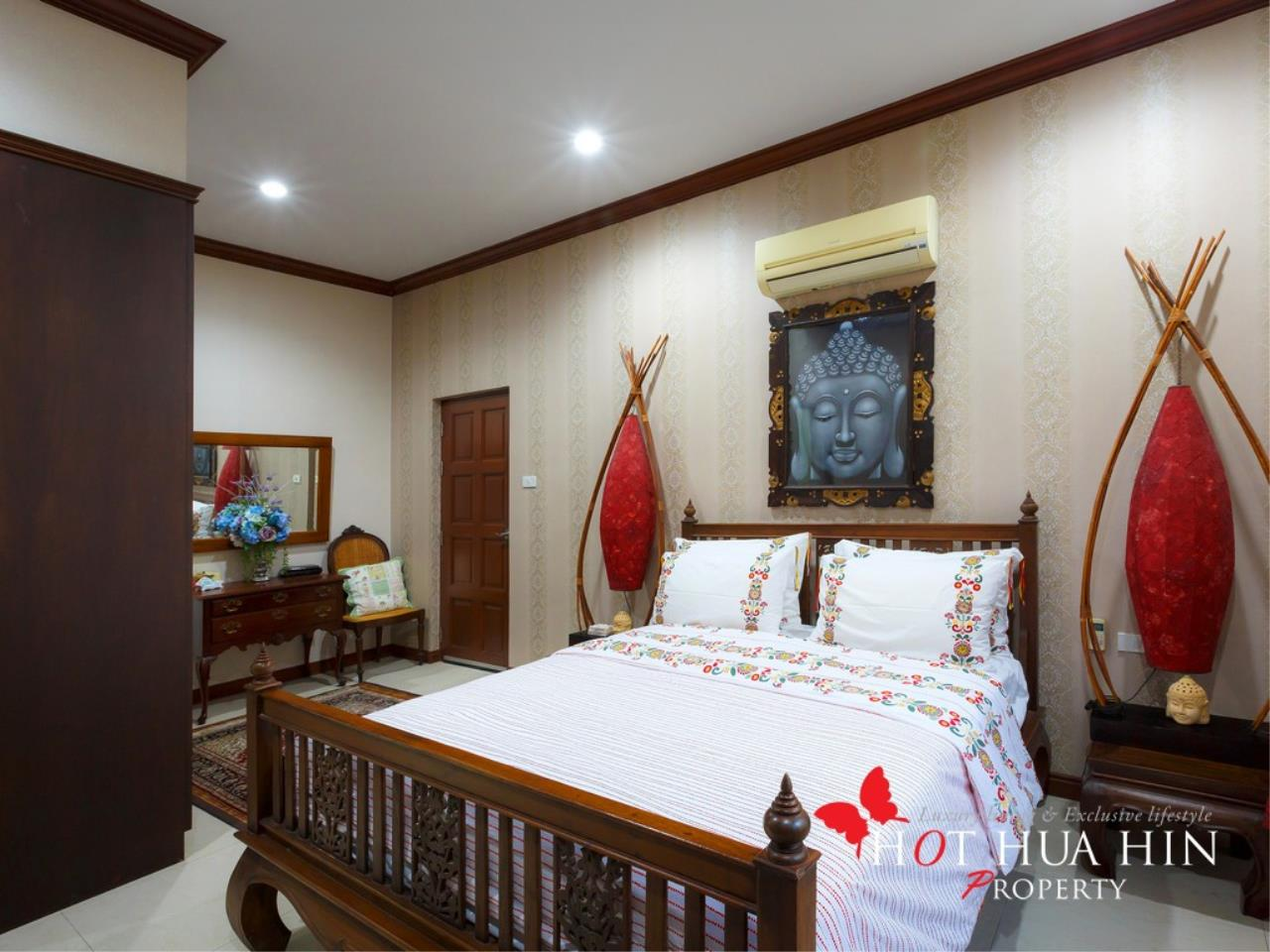 Hot Hua Hin Co. Ltd. Agency's Well Built Home With Stunning Gardens And Two Full Kitchens 15