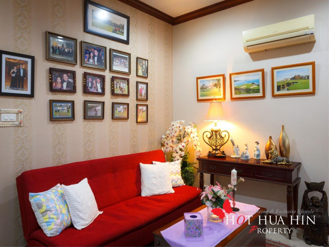 Hot Hua Hin Co. Ltd. Agency's Well Built Home With Stunning Gardens And Two Full Kitchens 19