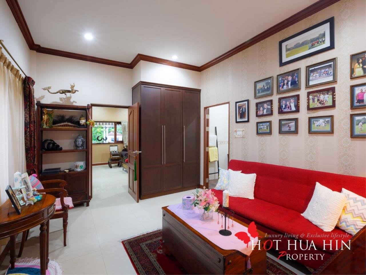 Hot Hua Hin Co. Ltd. Agency's Well Built Home With Stunning Gardens And Two Full Kitchens 18