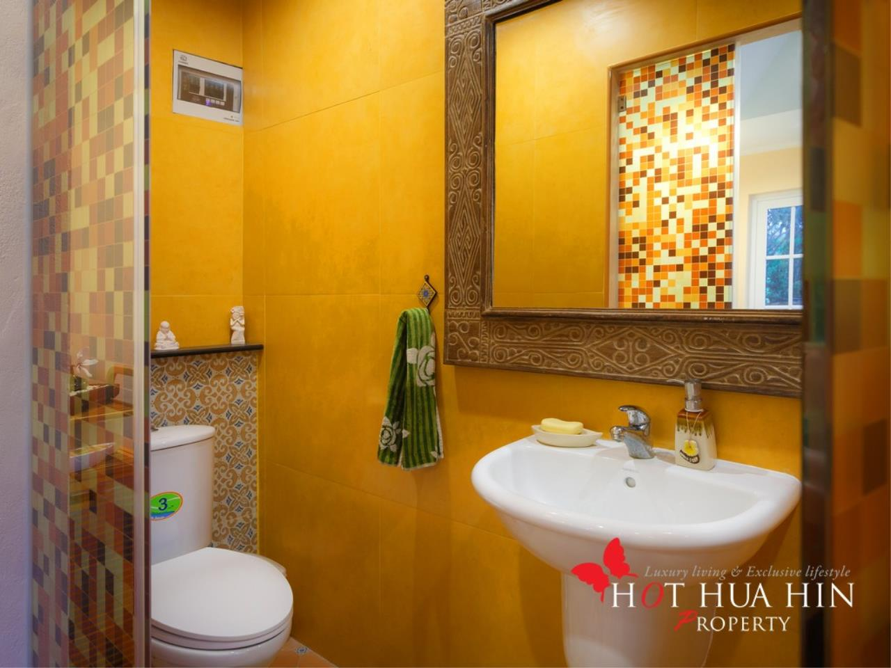 Hot Hua Hin Co. Ltd. Agency's Well Built Home With Stunning Gardens And Two Full Kitchens 27