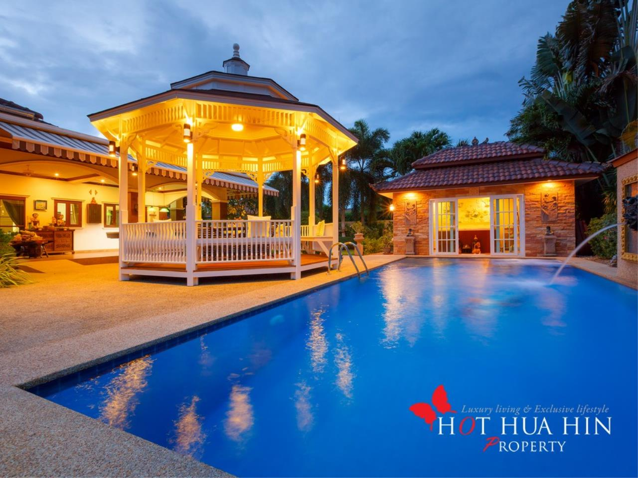 Hot Hua Hin Co. Ltd. Agency's Well Built Home With Stunning Gardens And Two Full Kitchens 38