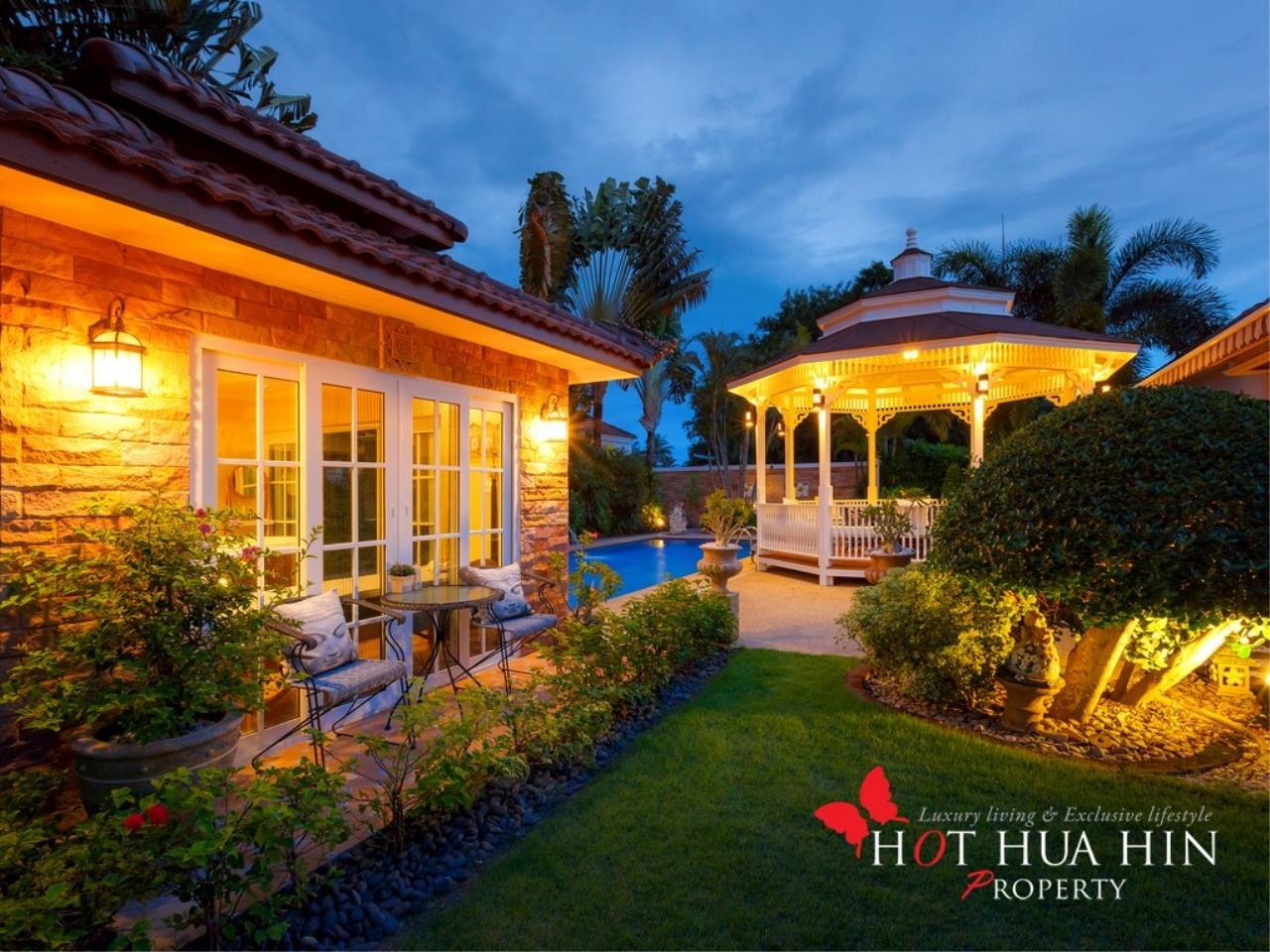Hot Hua Hin Co. Ltd. Agency's Well Built Home With Stunning Gardens And Two Full Kitchens 39