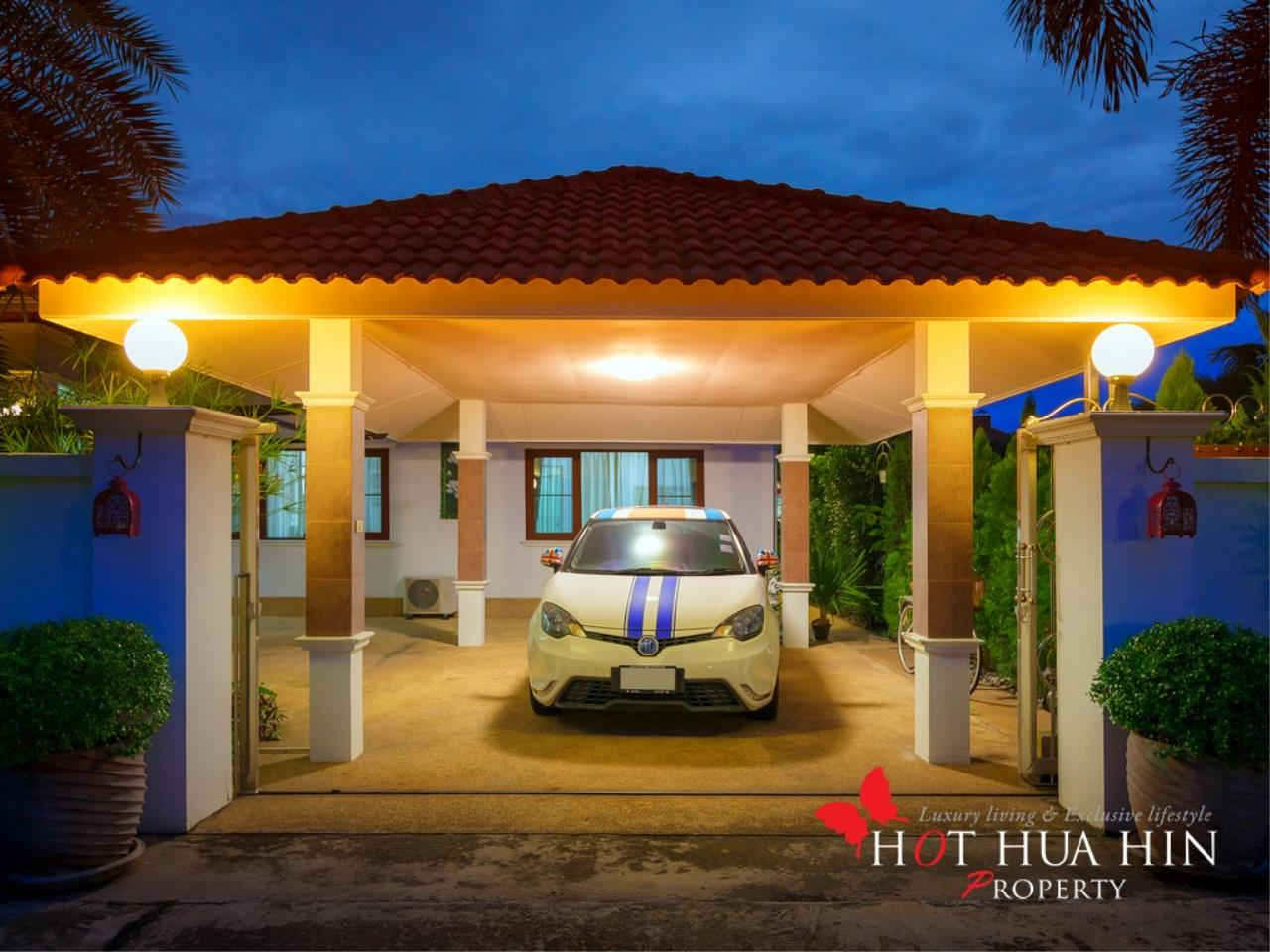Hot Hua Hin Co. Ltd. Agency's Well Built Home With Stunning Gardens And Two Full Kitchens 42