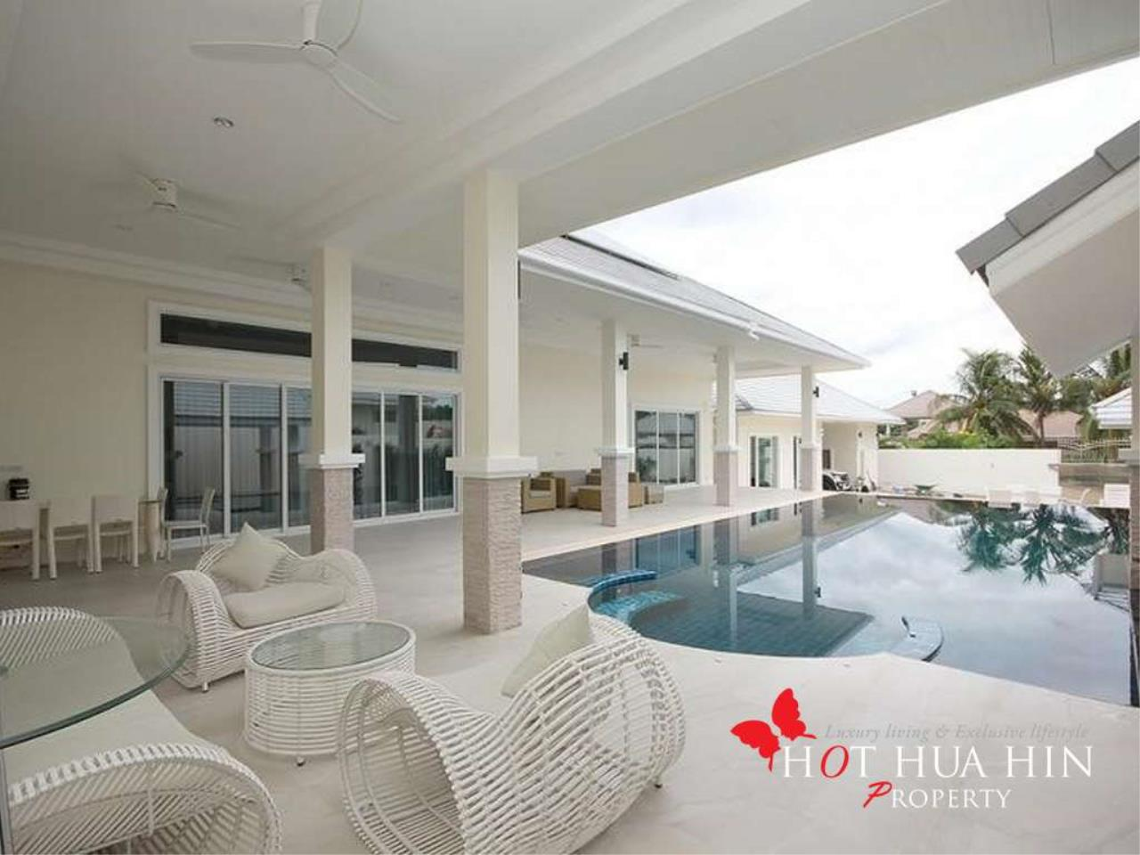 Hot Hua Hin Co. Ltd. Agency's New Luxury Smart Home In Popular Area 2