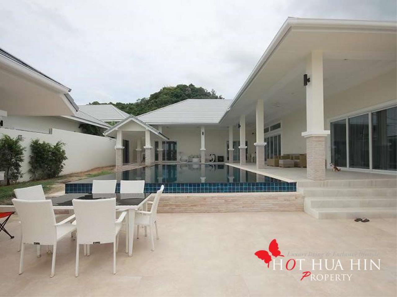 Hot Hua Hin Co. Ltd. Agency's New Luxury Smart Home In Popular Area 1
