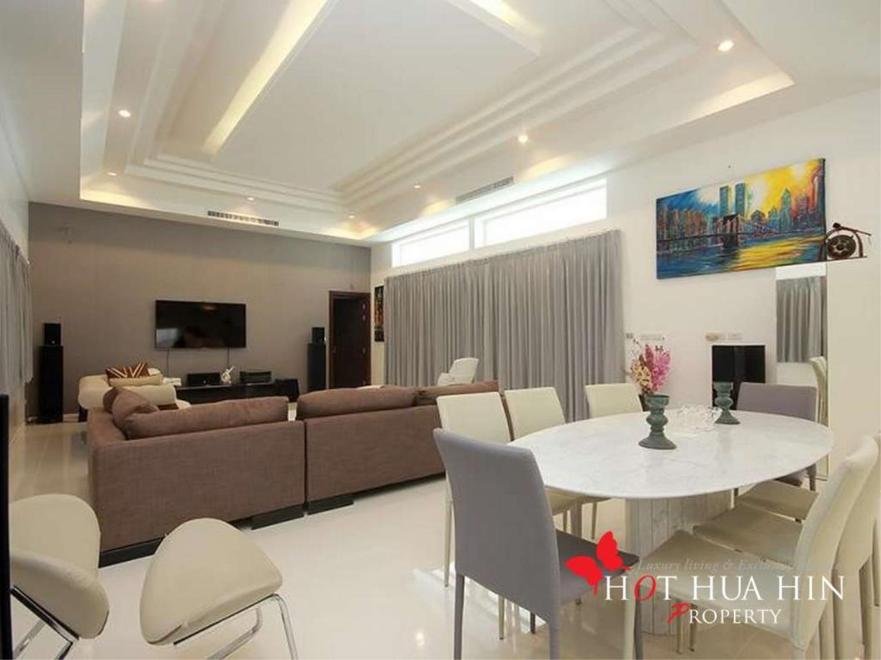 Hot Hua Hin Co. Ltd. Agency's New Luxury Smart Home In Popular Area 8