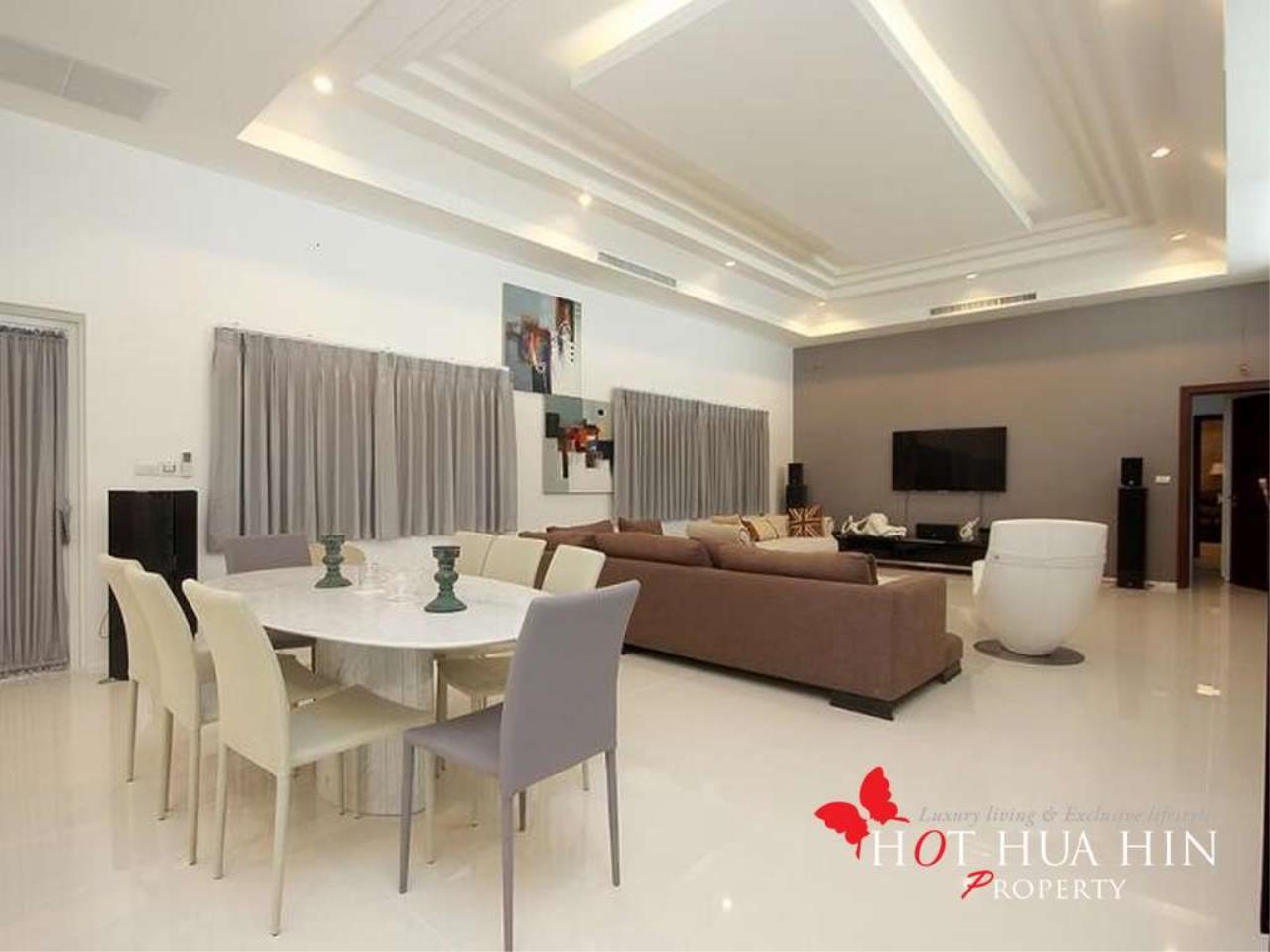 Hot Hua Hin Co. Ltd. Agency's New Luxury Smart Home In Popular Area 7