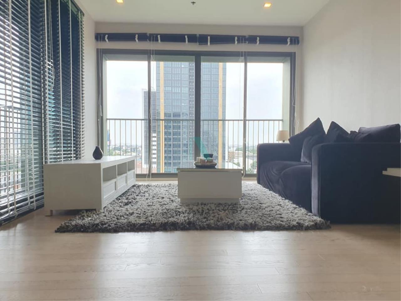 NOPPON REAL ESTATE CO.,LTD.  Agency's For rent NOBLE SOLO THONGLOR 1 bedroom 70 sqm. Ready to move in 3