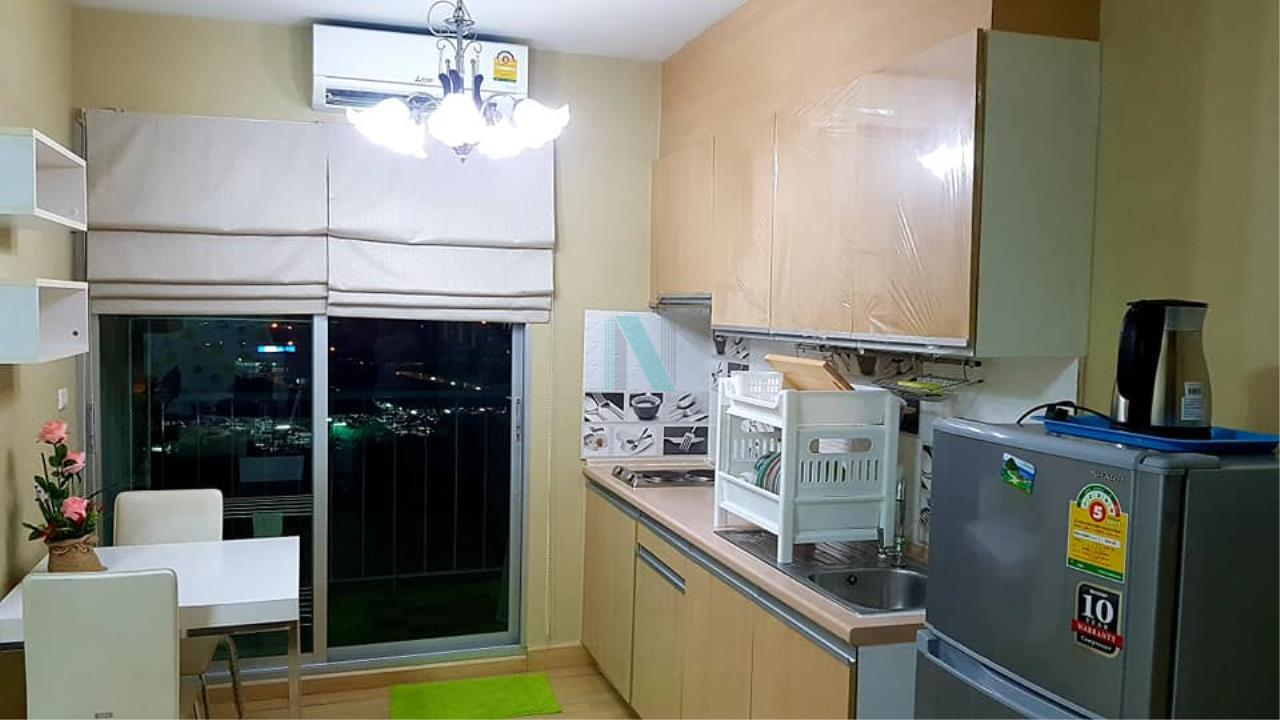 NOPPON REAL ESTATE CO.,LTD.  Agency's For Rent Parkland Srinakarin 1 bed 1 bath size 40 sqm 2
