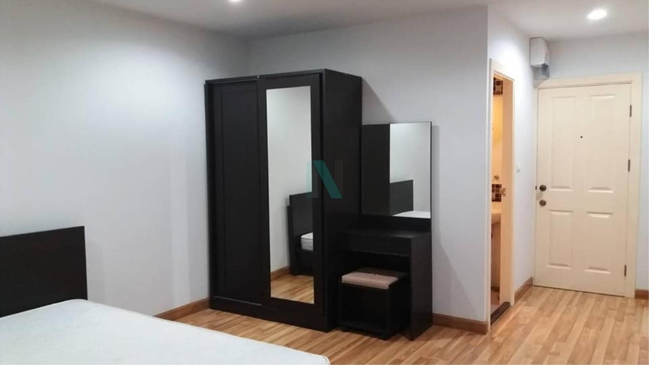 NOPPON REAL ESTATE CO.,LTD.  Agency's For Rent Regent Home 15 Chaengwattana 1 bed 1 bath 30 sqm 3