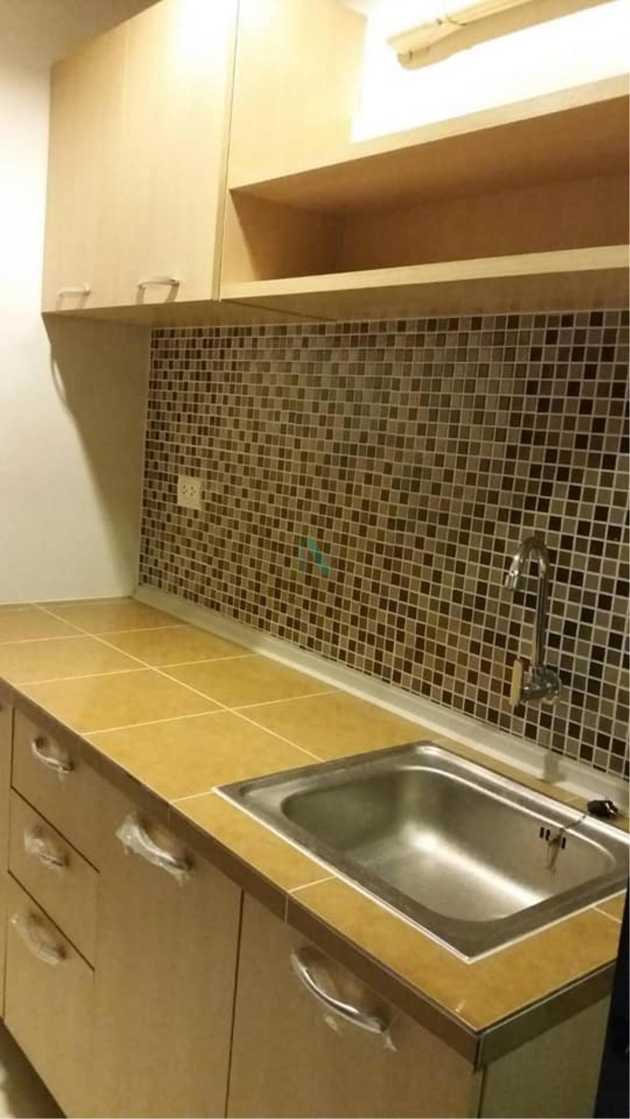 NOPPON REAL ESTATE CO.,LTD.  Agency's For Rent Regent Home 15 Chaengwattana 1 bed 1 bath 30 sqm 6
