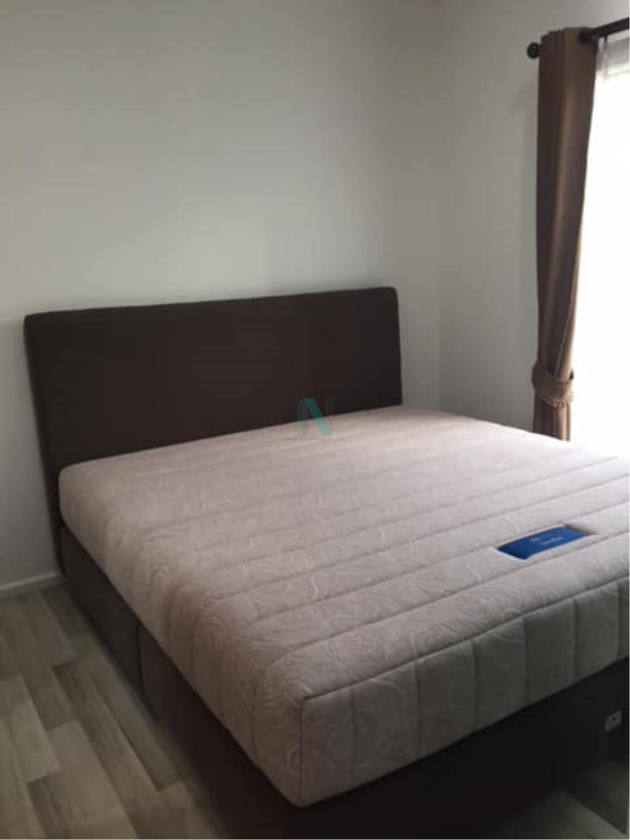 NOPPON REAL ESTATE CO.,LTD.  Agency's For Rent The Key Sathorn-Ratchaphruek 1 bed 1 bath 31 sqm BTS Wutthakat 3