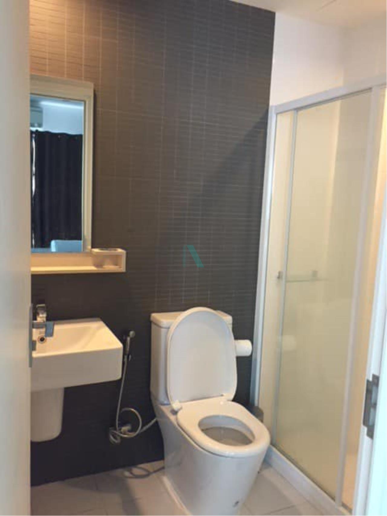 NOPPON REAL ESTATE CO.,LTD.  Agency's For Rent The Key Sathorn-Ratchaphruek 1 bed 1 bath 31 sqm BTS Wutthakat 6