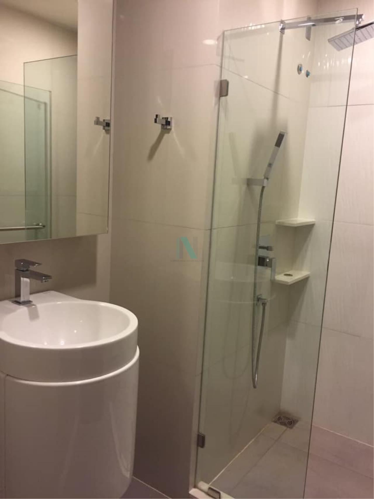 NOPPON REAL ESTATE CO.,LTD.  Agency's For Rent Rhythm Asoke 41.35 sqm 1 bed 1 bath MRT Rama 9 6