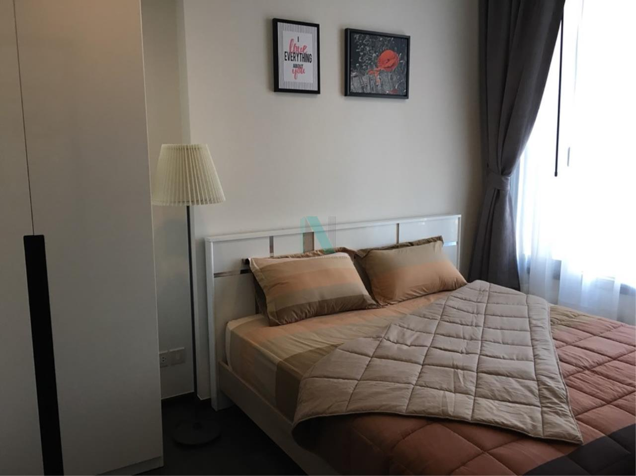 NOPPON REAL ESTATE CO.,LTD.  Agency's For Rent EDGE Sukhumvit 23 1 bed 1 bath 33.5 sqm MRT Sukhumvit 4