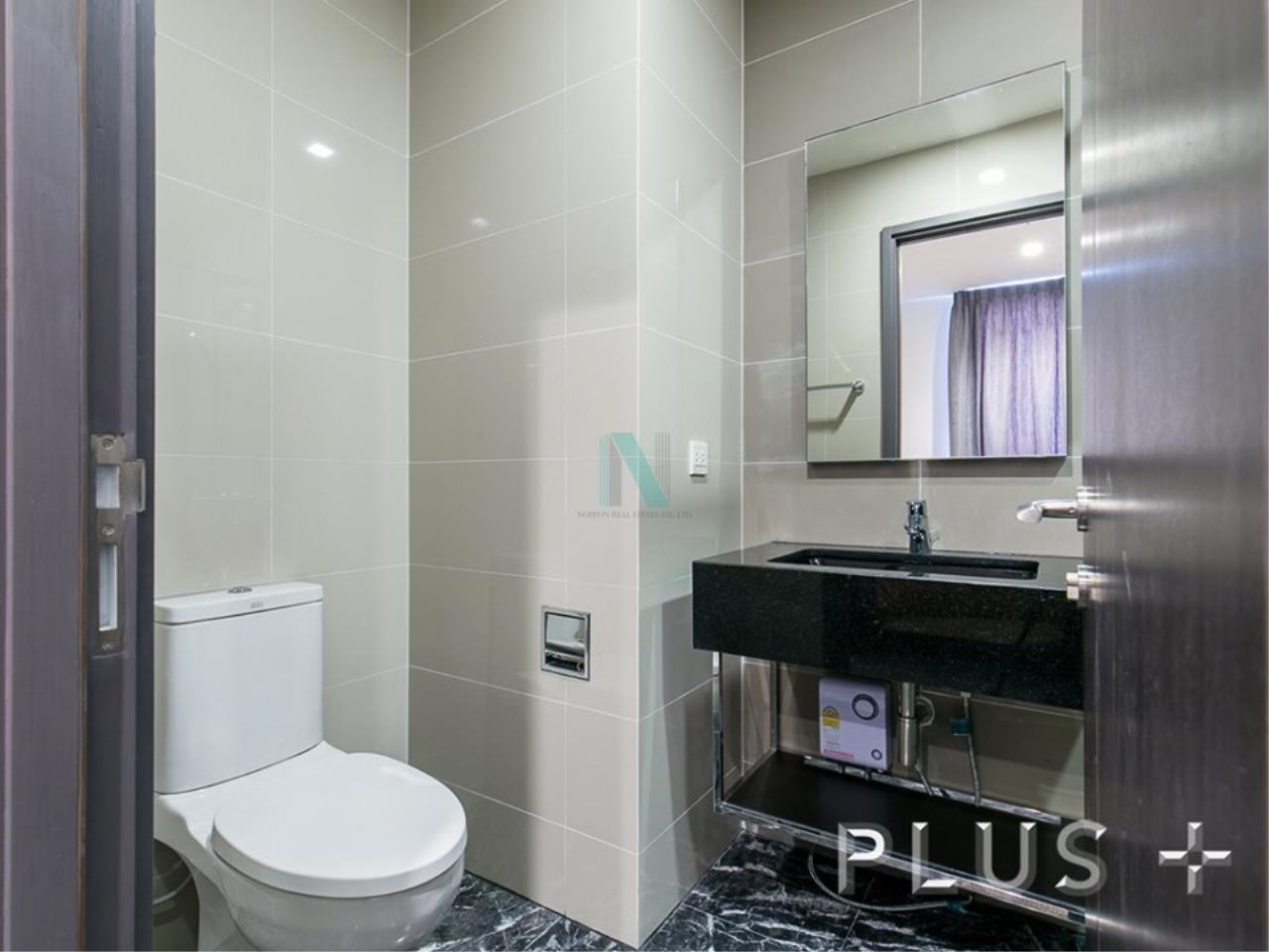 NOPPON REAL ESTATE CO.,LTD.  Agency's For Rent EDGE Sukhumvit 23 1 bed 1 bath 33.5 sqm MRT Sukhumvit 8