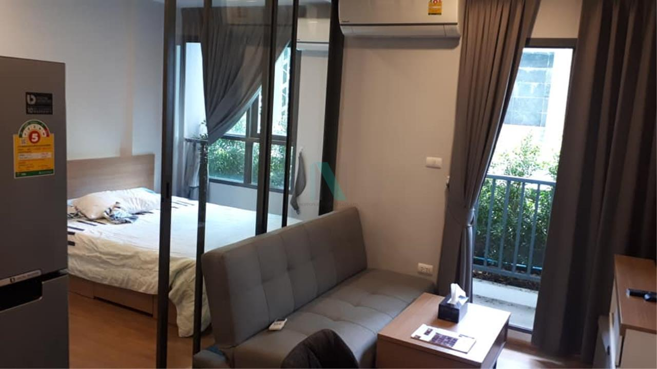 NOPPON REAL ESTATE CO.,LTD.  Agency's For rent Proud 3 Chaengwattana 1 bedroom 1 bathroom 2nd floor 2