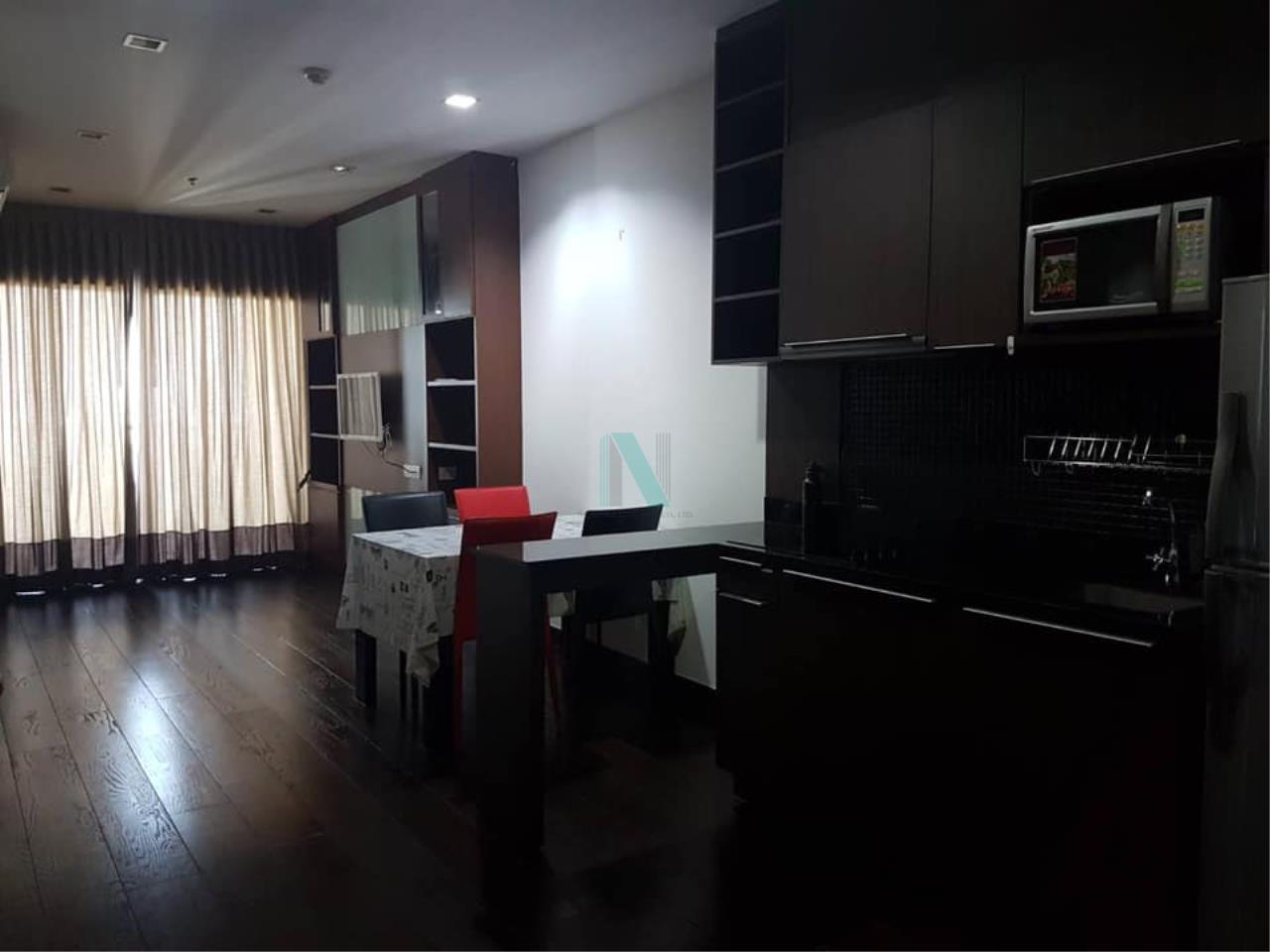 NOPPON REAL ESTATE CO.,LTD.  Agency's For rent Ideo Q Phayathai Condo, 70 sq.m., 2 bedrooms, 2 bathrooms, fully furnished. Ready to move in 5
