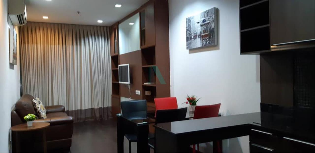 NOPPON REAL ESTATE CO.,LTD.  Agency's For rent Ideo Q Phayathai Condo, 70 sq.m., 2 bedrooms, 2 bathrooms, fully furnished. Ready to move in 6