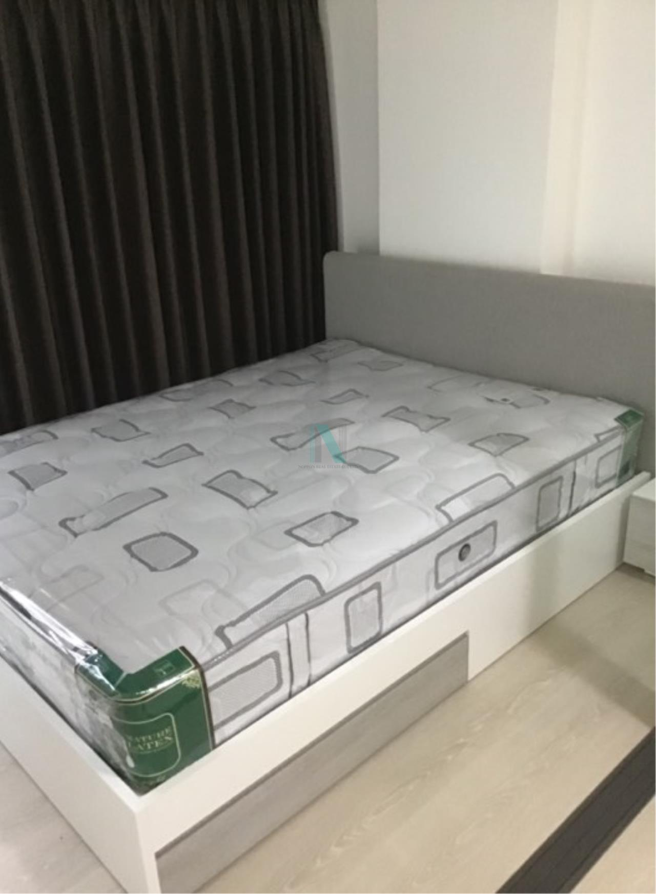 NOPPON REAL ESTATE CO.,LTD. Agency's For rent Grene Condo Donmuang-Songpracha, size 25 sq.m., 1 bedroom, new room, fully furnished, ready to move in. 1