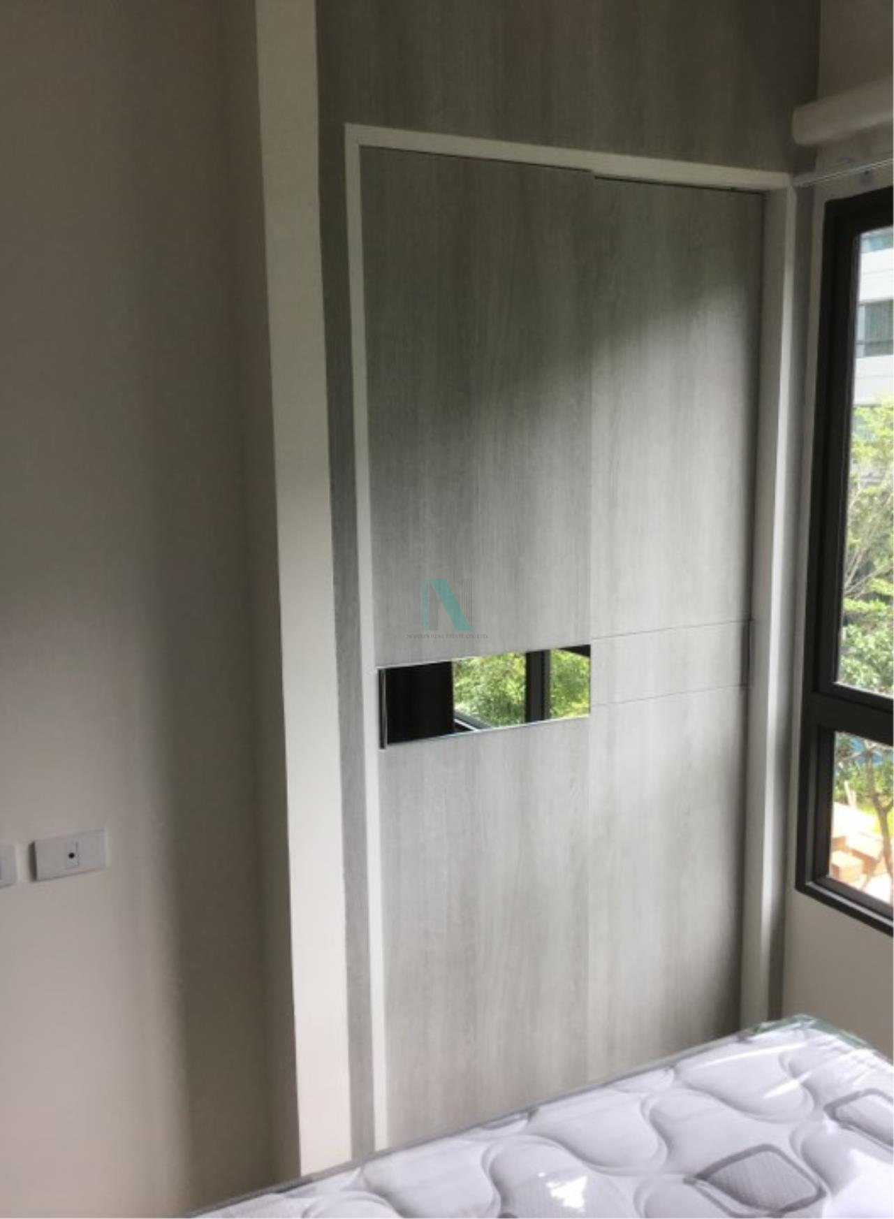 NOPPON REAL ESTATE CO.,LTD. Agency's For rent Grene Condo Donmuang-Songpracha, size 25 sq.m., 1 bedroom, new room, fully furnished, ready to move in. 2