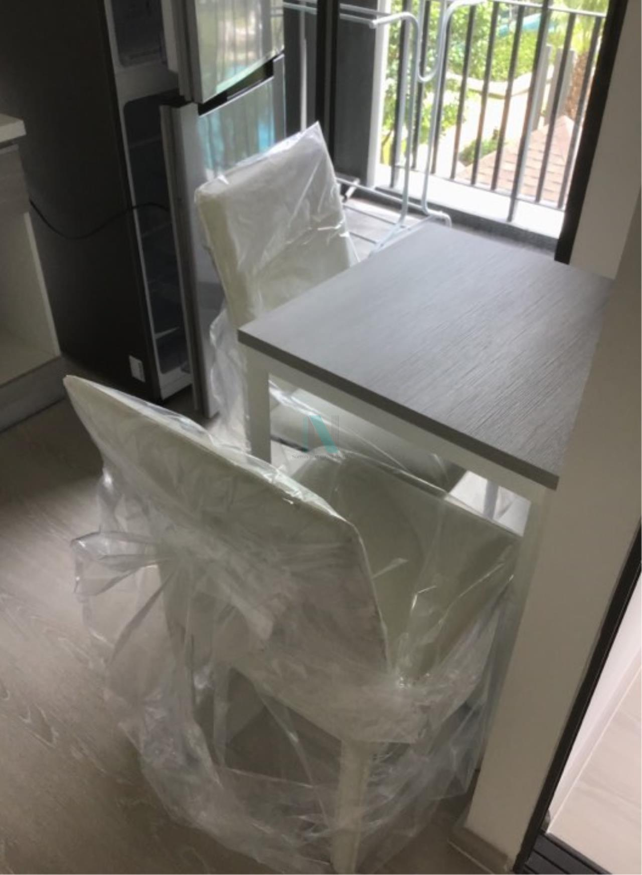 NOPPON REAL ESTATE CO.,LTD. Agency's For rent Grene Condo Donmuang-Songpracha, size 25 sq.m., 1 bedroom, new room, fully furnished, ready to move in. 5