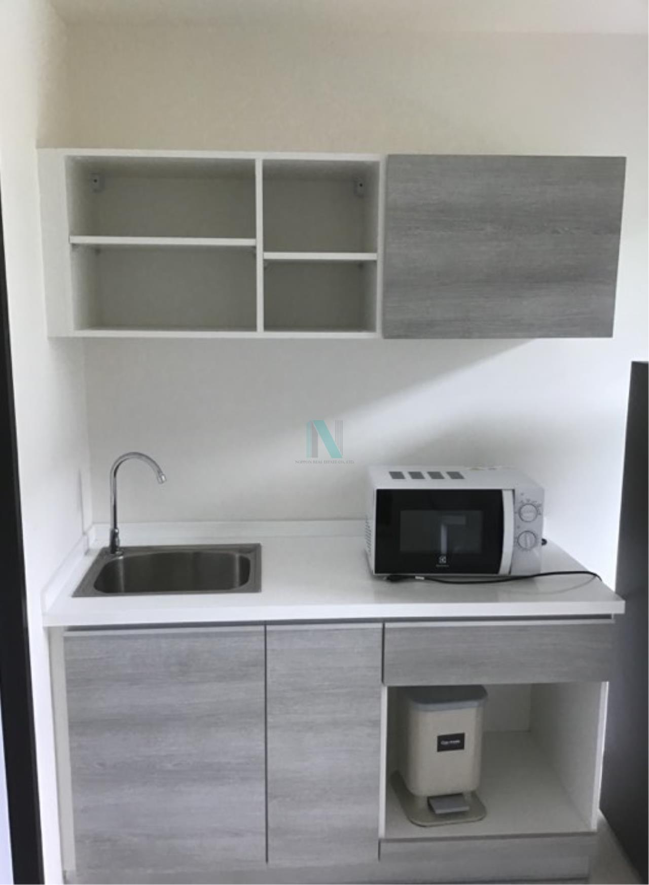 NOPPON REAL ESTATE CO.,LTD.  Agency's For rent Grene Condo Donmuang-Songpracha, size 25 sq.m., 1 bedroom, new room, fully furnished, ready to move in. 7