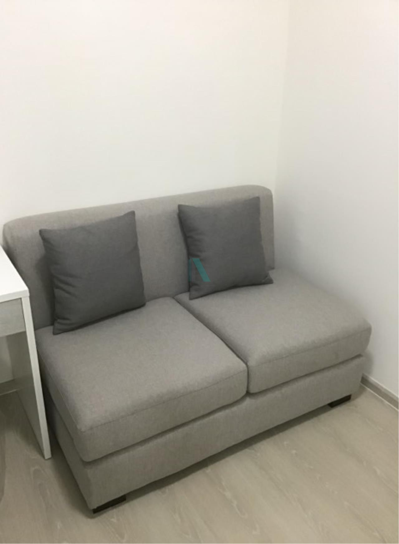 NOPPON REAL ESTATE CO.,LTD. Agency's For rent Grene Condo Donmuang-Songpracha, size 25 sq.m., 1 bedroom, new room, fully furnished, ready to move in. 8