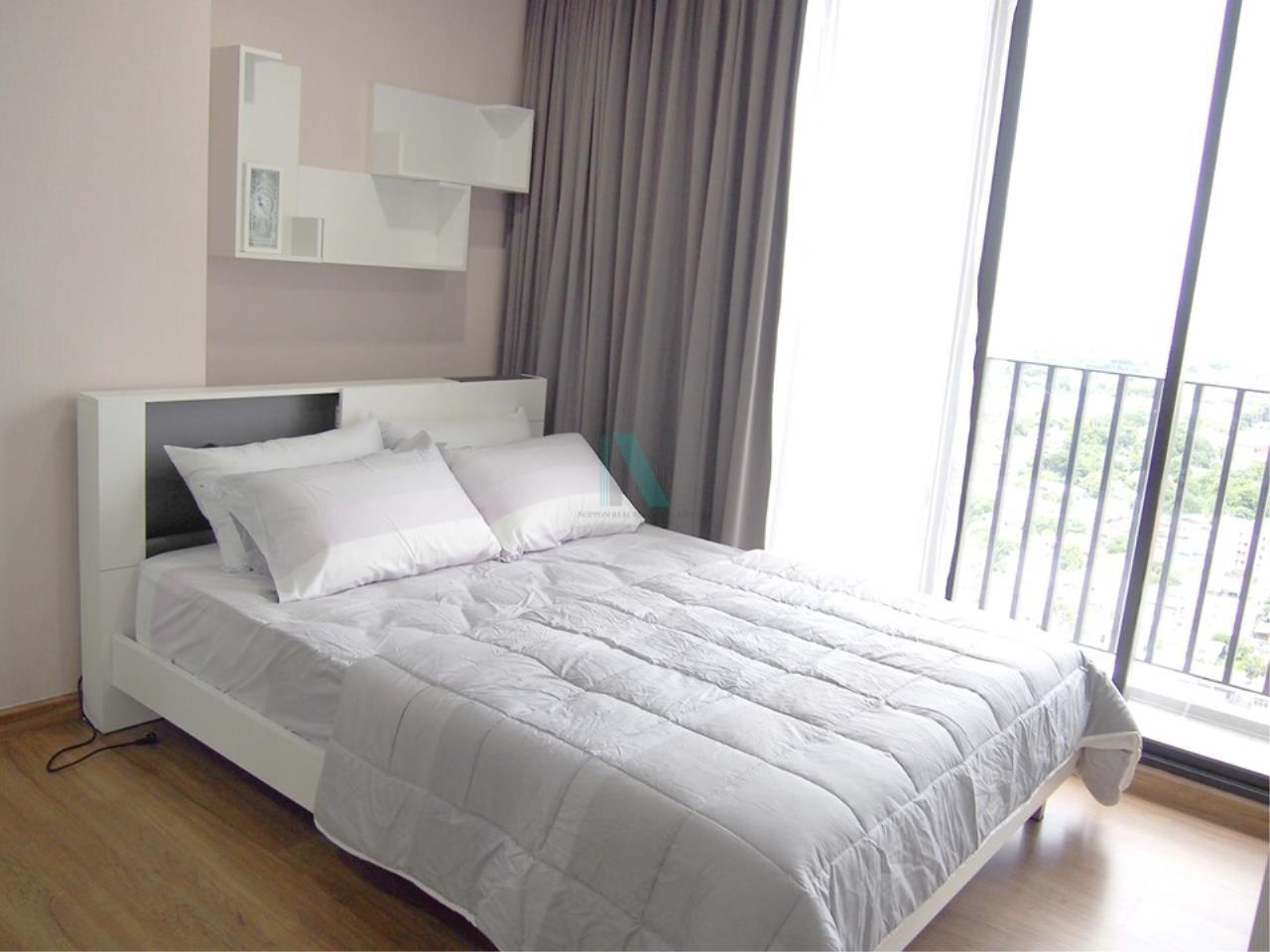 NOPPON REAL ESTATE CO.,LTD.  Agency's For rent, The Tree Interchange, 1 bedroom, 36 sq.m., fully furnished, ready to move in, MRT Tao Poon 3