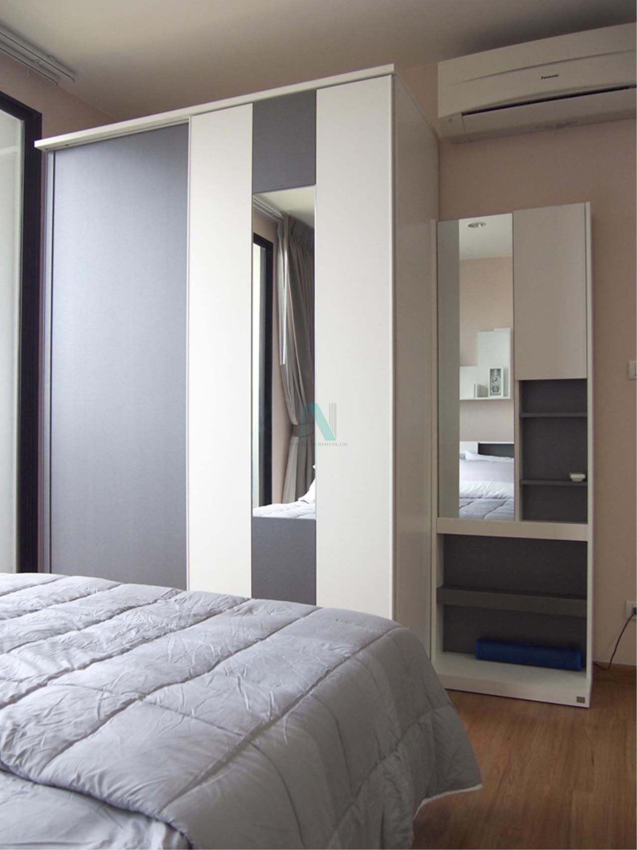 NOPPON REAL ESTATE CO.,LTD.  Agency's For rent, The Tree Interchange, 1 bedroom, 36 sq.m., fully furnished, ready to move in, MRT Tao Poon 5
