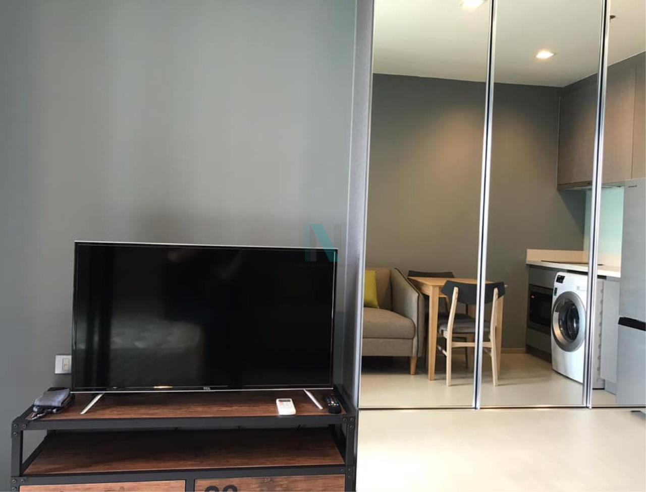 NOPPON REAL ESTATE CO.,LTD.  Agency's For rent Rhythm Sukhumvit 36-38 1 bedroom 14th floor near BTS Thonglor 5