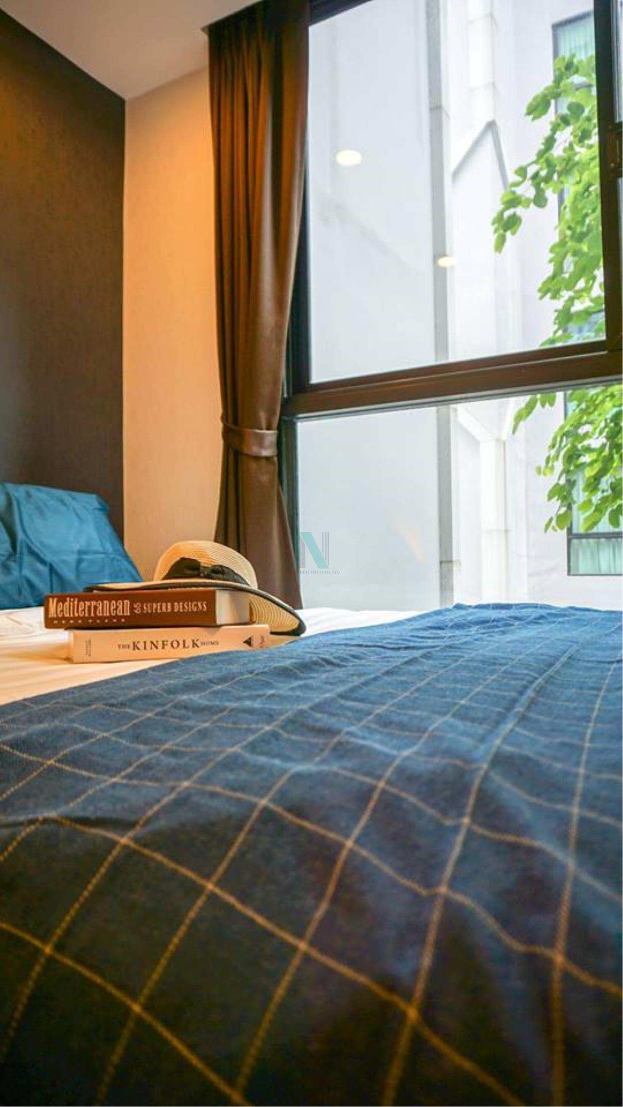 NOPPON REAL ESTATE CO.,LTD.  Agency's For rent Zenith Place Sukhumvit 42 1 bedroom 2nd floor Building B 3