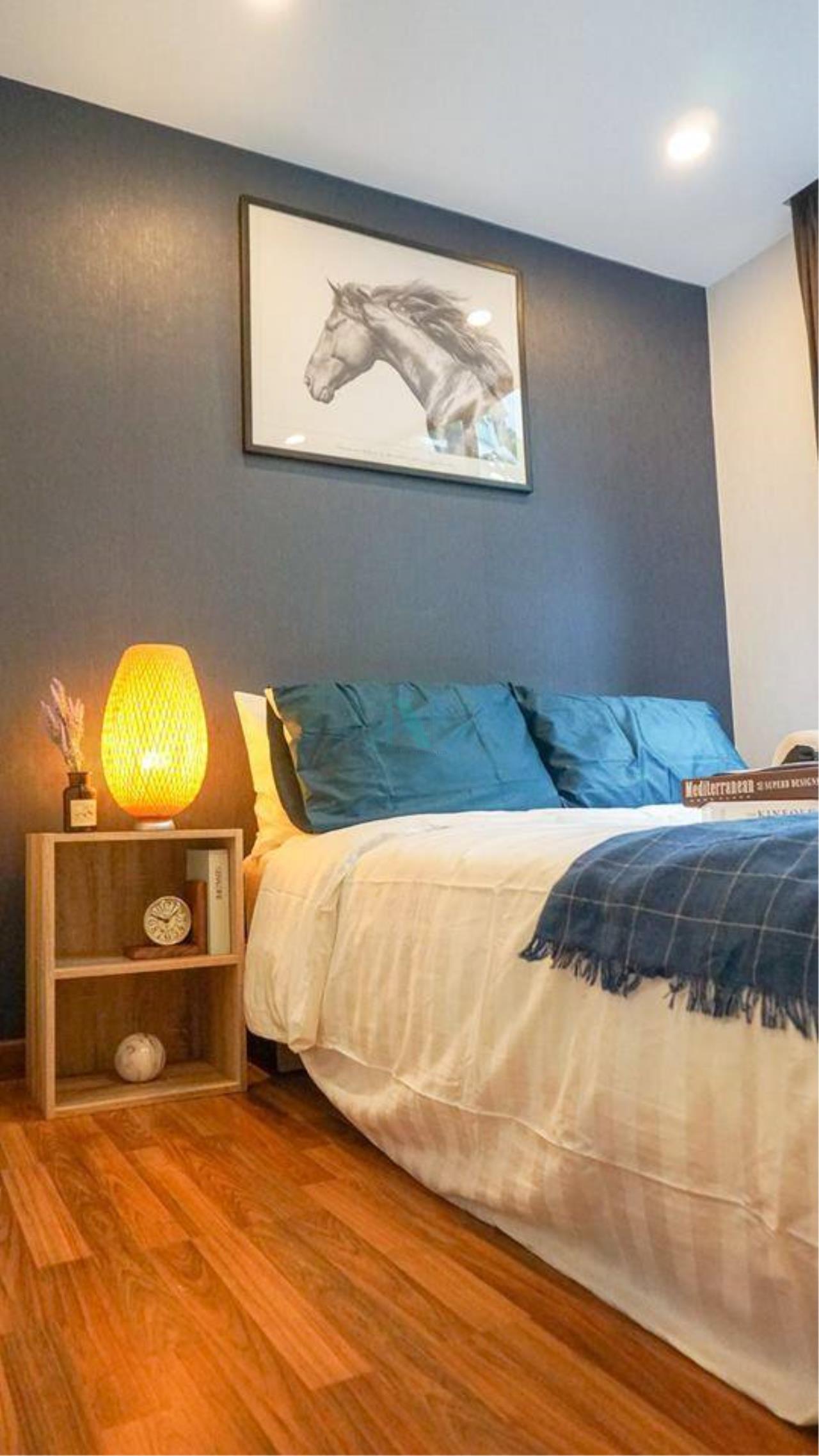 NOPPON REAL ESTATE CO.,LTD.  Agency's For rent Zenith Place Sukhumvit 42 1 bedroom 2nd floor Building B 4