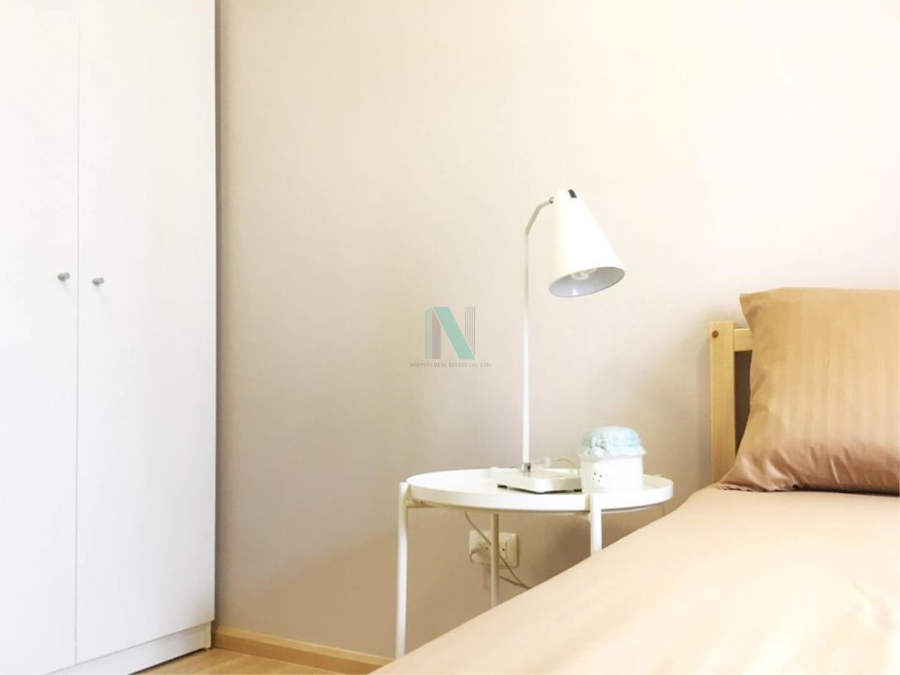 NOPPON REAL ESTATE CO.,LTD.  Agency's For Rent Plum Condo Chaengwattana Station Phase 2 1 Bedroom 3rd Floor 5