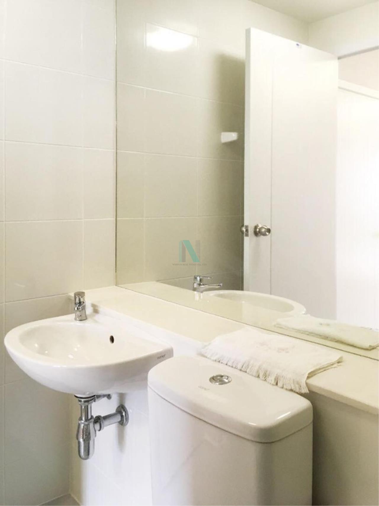 NOPPON REAL ESTATE CO.,LTD.  Agency's For Rent Plum Condo Chaengwattana Station Phase 2 1 Bedroom 3rd Floor 7