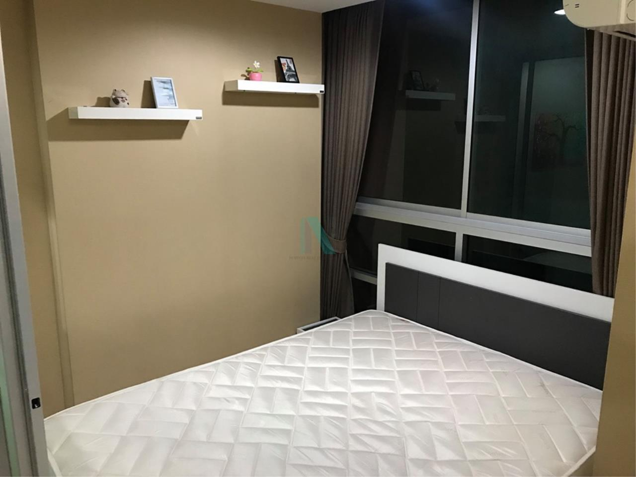 NOPPON REAL ESTATE CO.,LTD.  Agency's For rent The Kris Ratchada 17 1 bedroom 6th floor Building 5 3