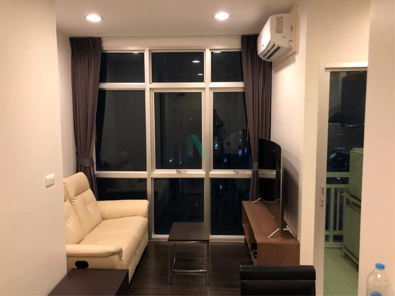 NOPPON REAL ESTATE CO.,LTD.  Agency's For rent Chewathai Ratchaprarop 1 bedroom class 18 BTS Victory Monument 1
