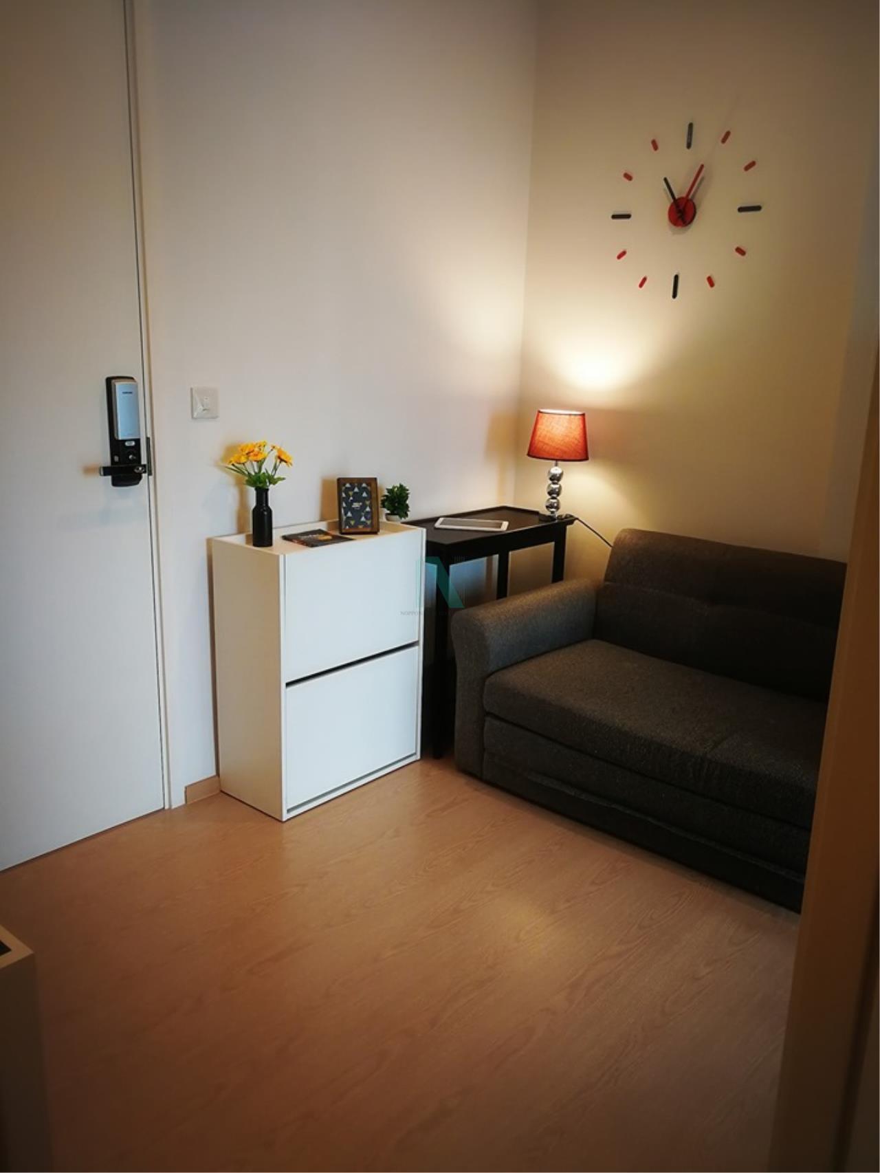 NOPPON REAL ESTATE CO.,LTD.  Agency's For rent The Tree Sukhumvit 71-Ekamai 1 bedroom 29th floor 1