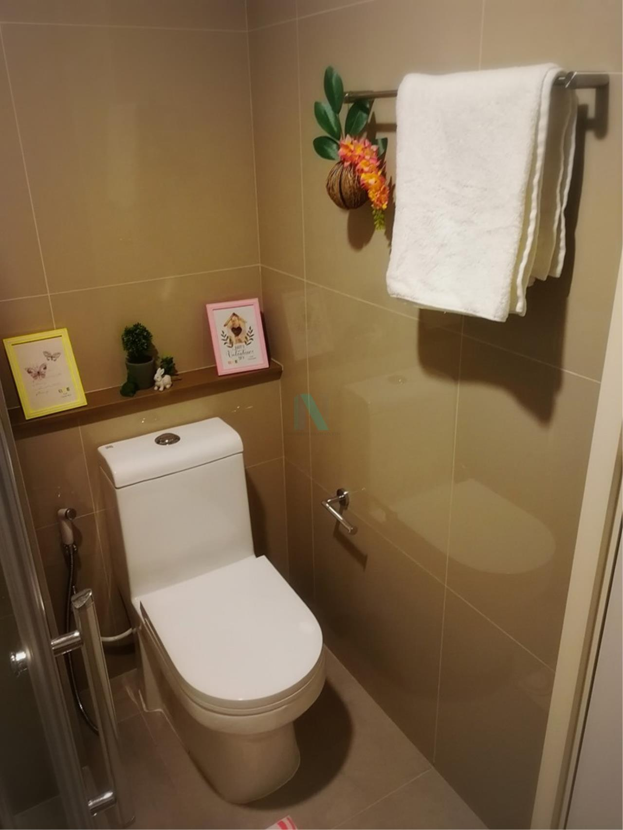 NOPPON REAL ESTATE CO.,LTD.  Agency's For rent The Tree Sukhumvit 71-Ekamai 1 bedroom 29th floor 6