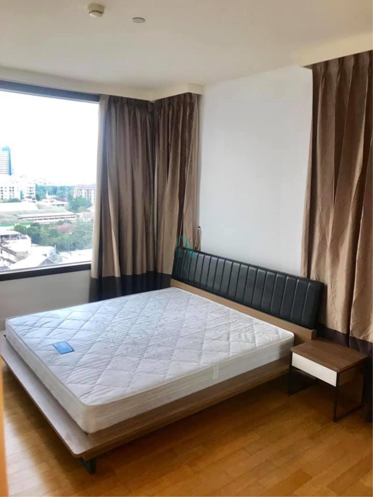 NOPPON REAL ESTATE CO.,LTD.  Agency's For Rent Aguston Sukhumvit 22 2 Bedrooms 12th Floor Building A  2