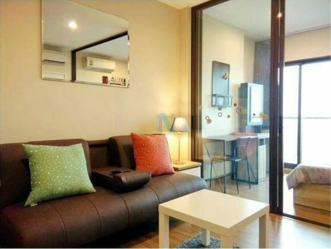 NOPPON REAL ESTATE CO.,LTD.  Agency's For rent The Tree RIO 1 bedroom 26th floor near MRT Bang Aor 1